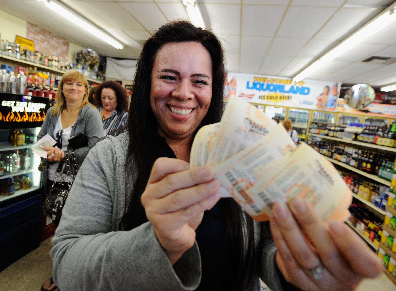Lottery jackpot records - wikipediam.org