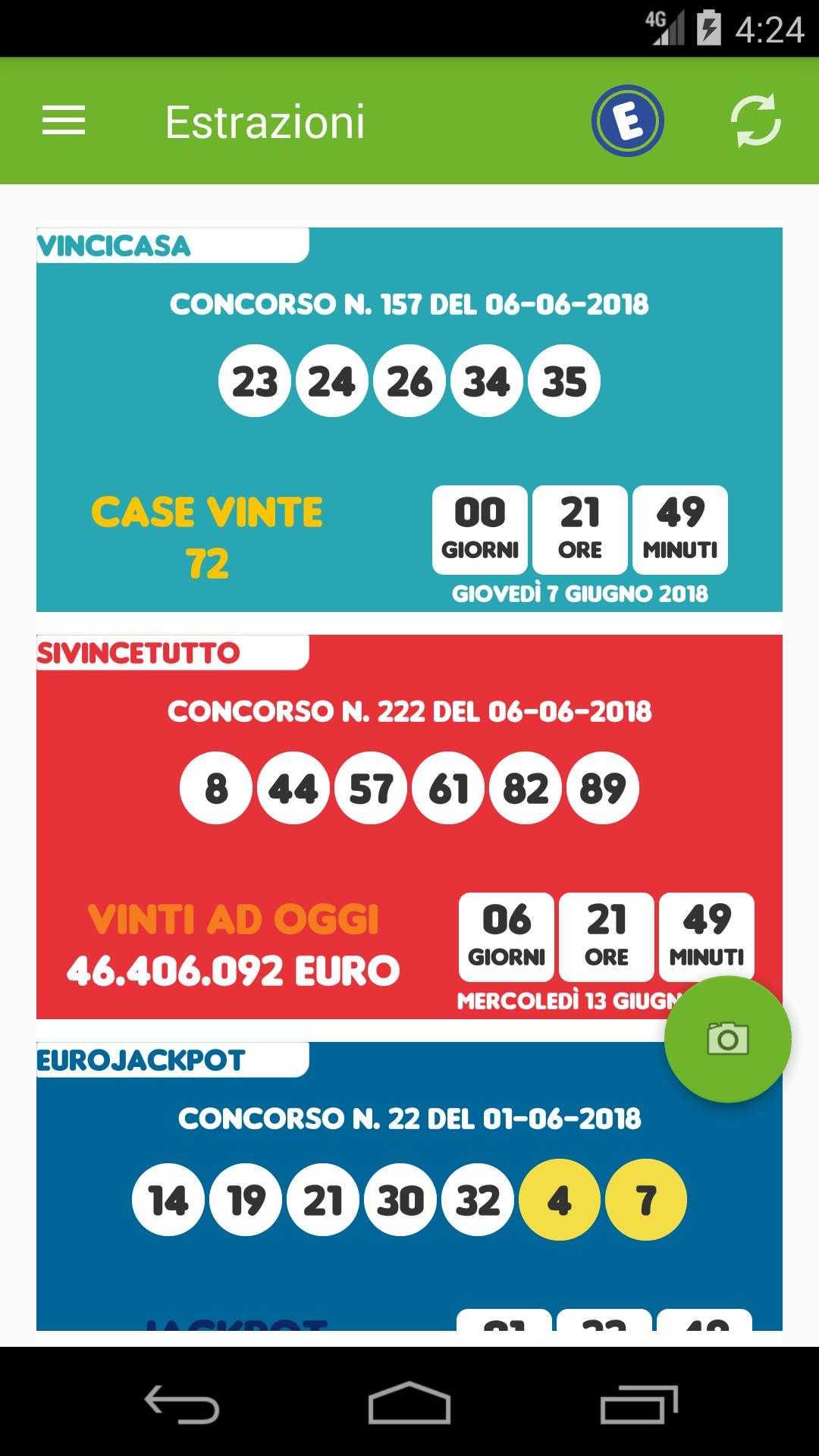 Play superenalotto | lottomania