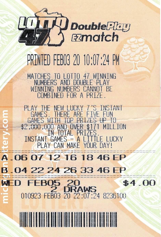 Сколько действует лотерейный билет