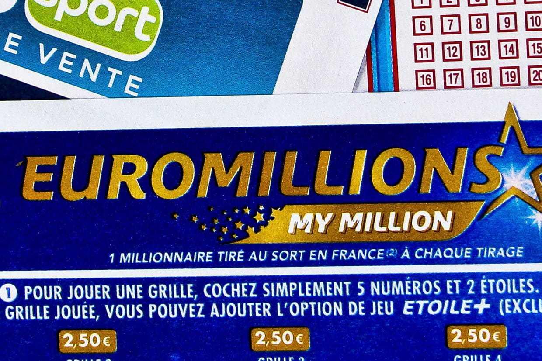 Euromillions statistiques sur les gagnants