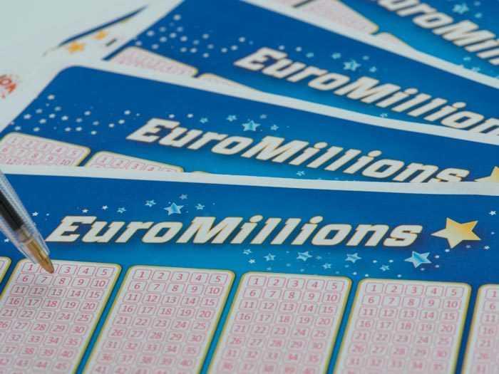 Победители лотереи euromillions - журнал лотереи