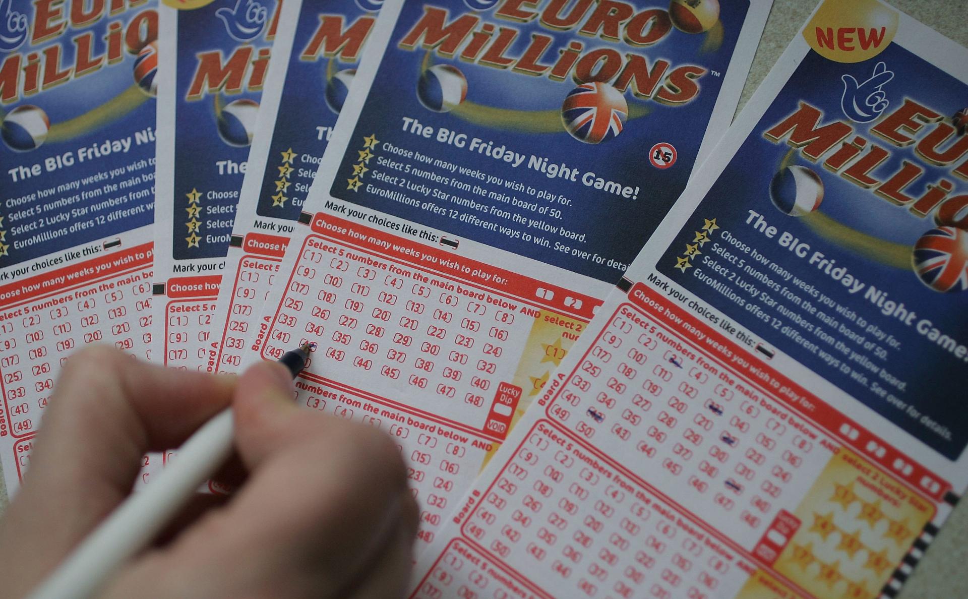 Правила лотереи евромиллионы   правила игры
