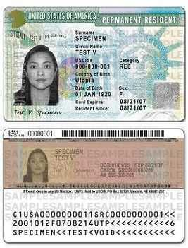 Participation requirements for the green card lottery