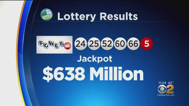 Powerball winners statistics - powerball jackpot winners by state