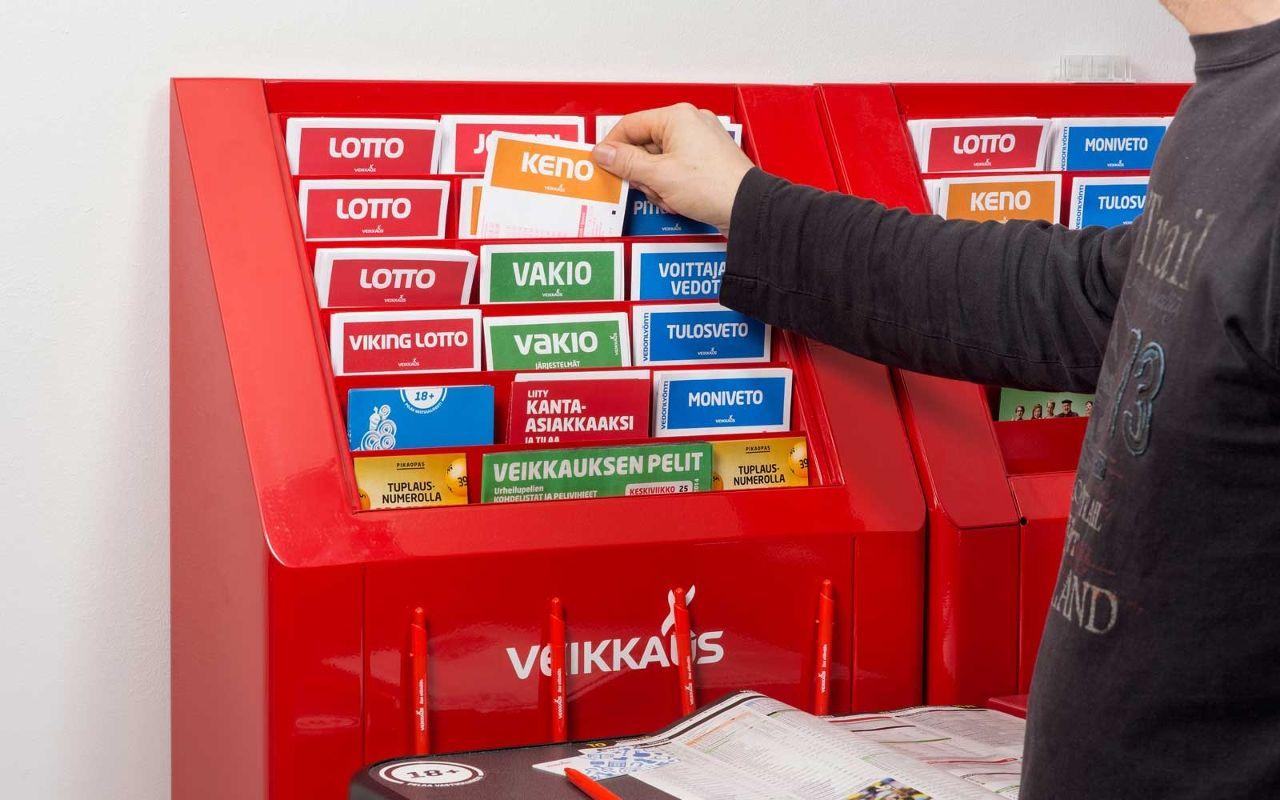 Viking lotto tulokset ja voitonjako | veikkaussivut