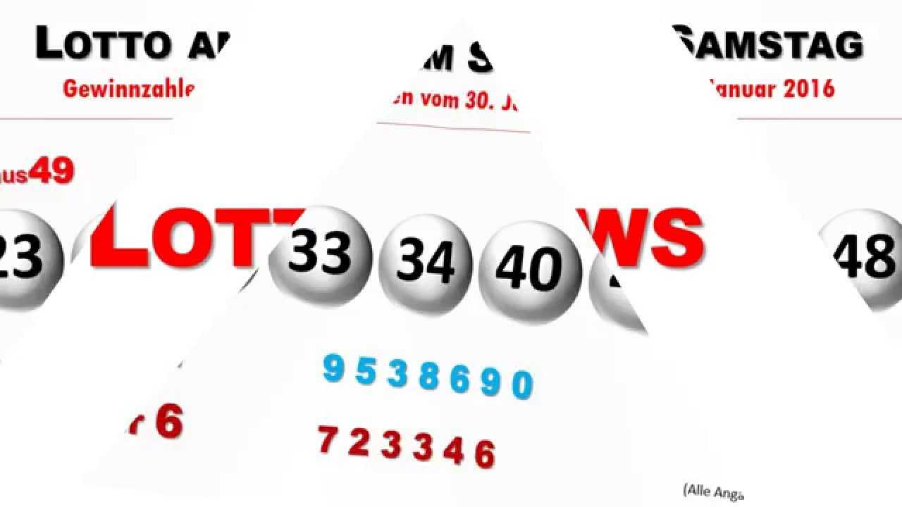 Lotto 6 aus 49 spielregeln und informationen