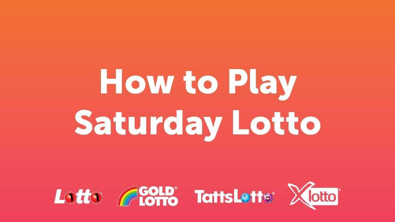 Oz lotto results