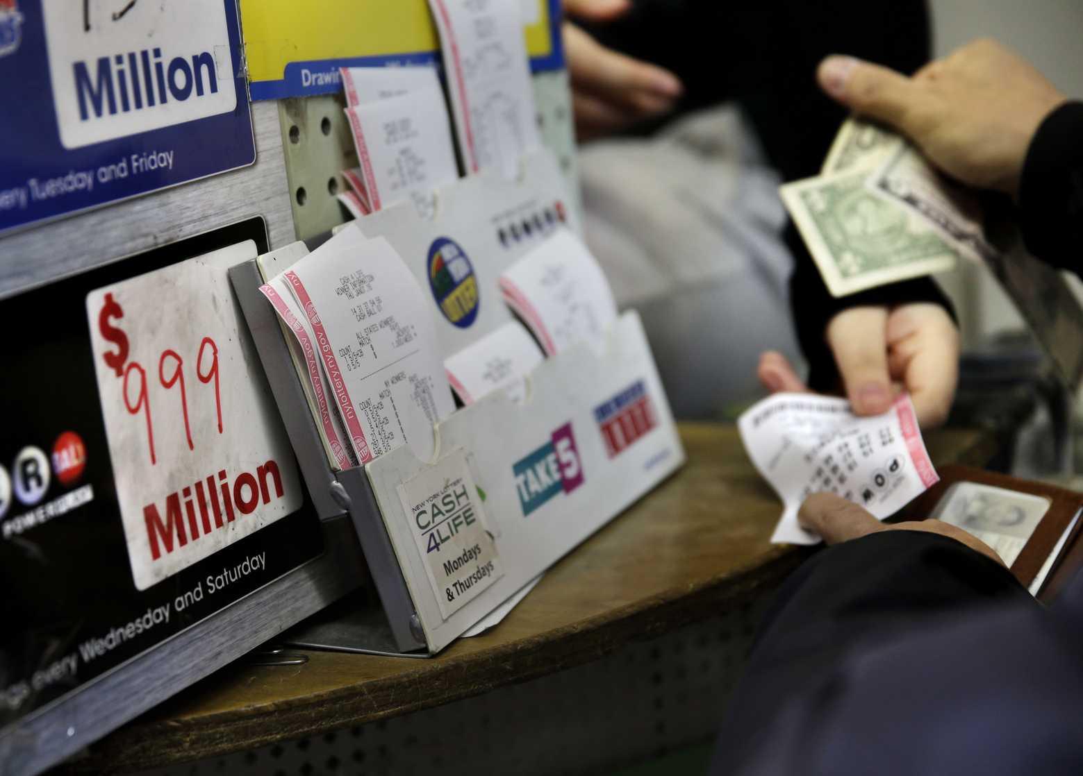 Американская лотерея powerball - покупаем билеты из россии