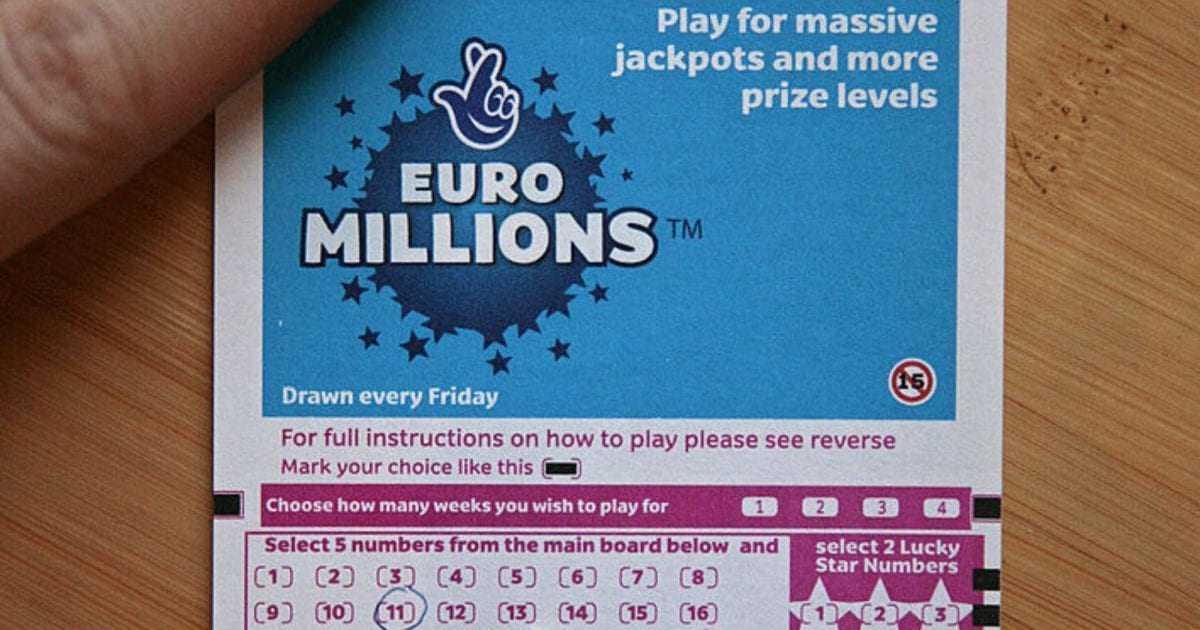 Призы euromillions   шансы на победу в евромиллионы