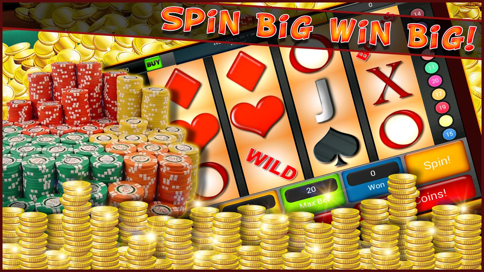 Джек-пот или крупный выигрыш в казино