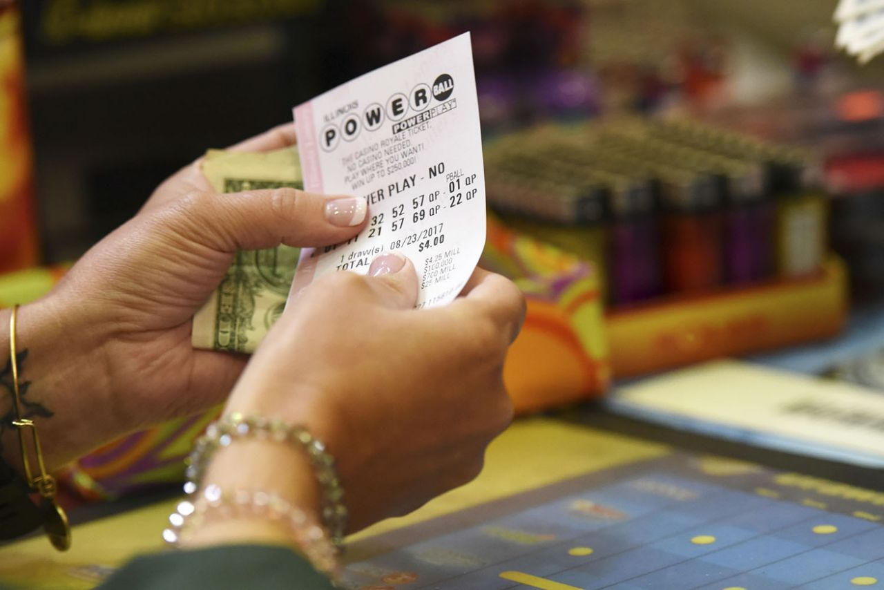 The usa's biggest lottery now available online