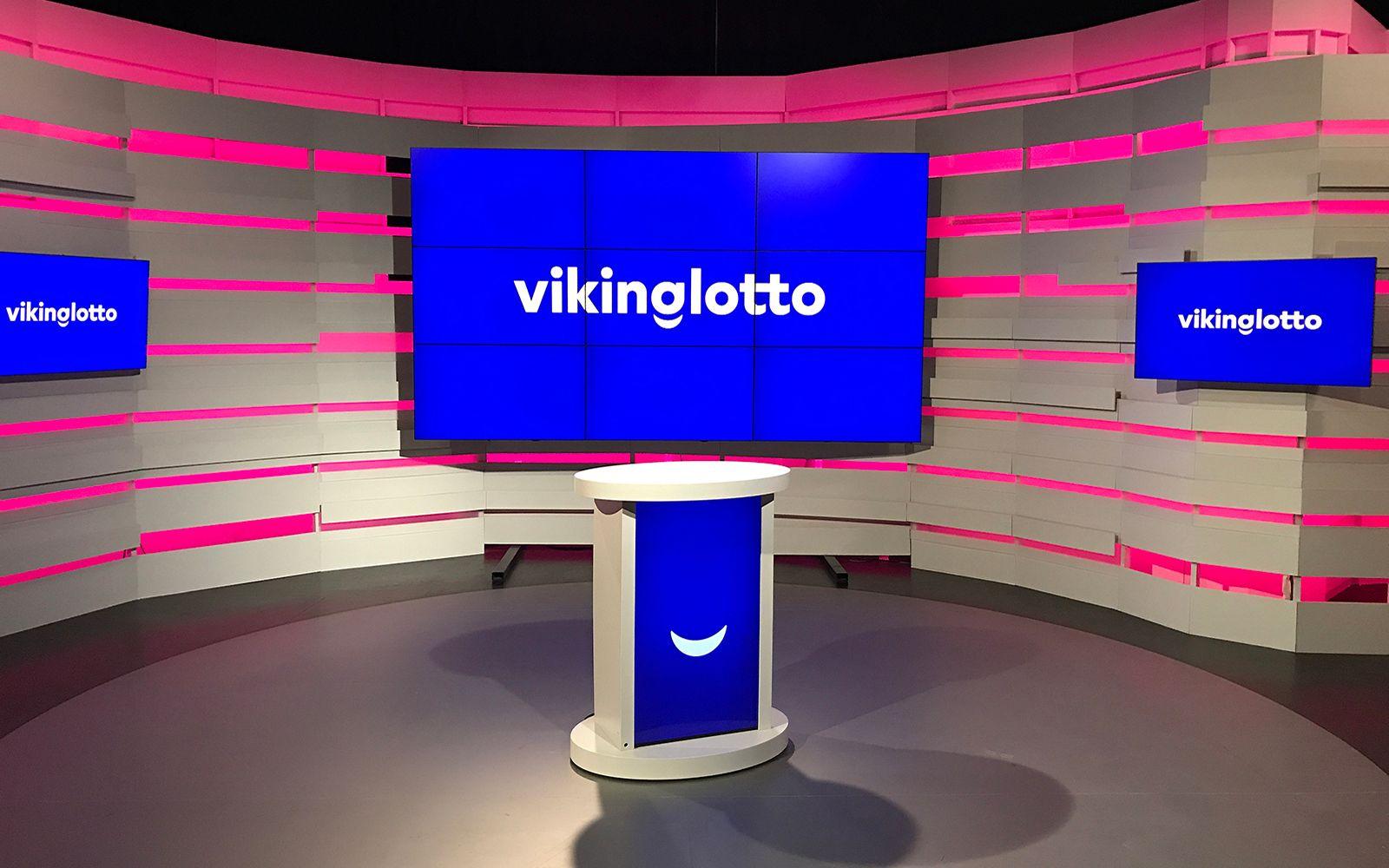 Viking lotto - arvonta joka keskiviikko