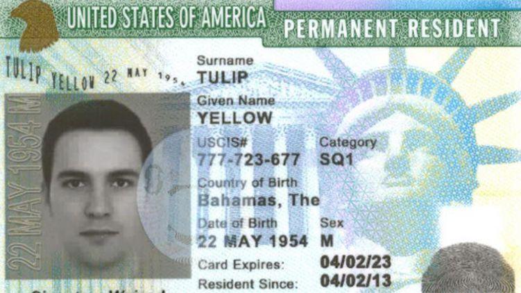 Что дает выигрыш в лотерее green card? | greencard.nvs.by