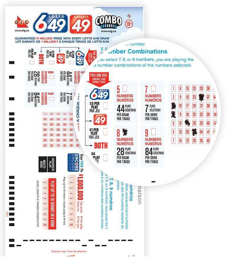 Колумбийская лотерея baloto (5 из 43 + 1 из 16)